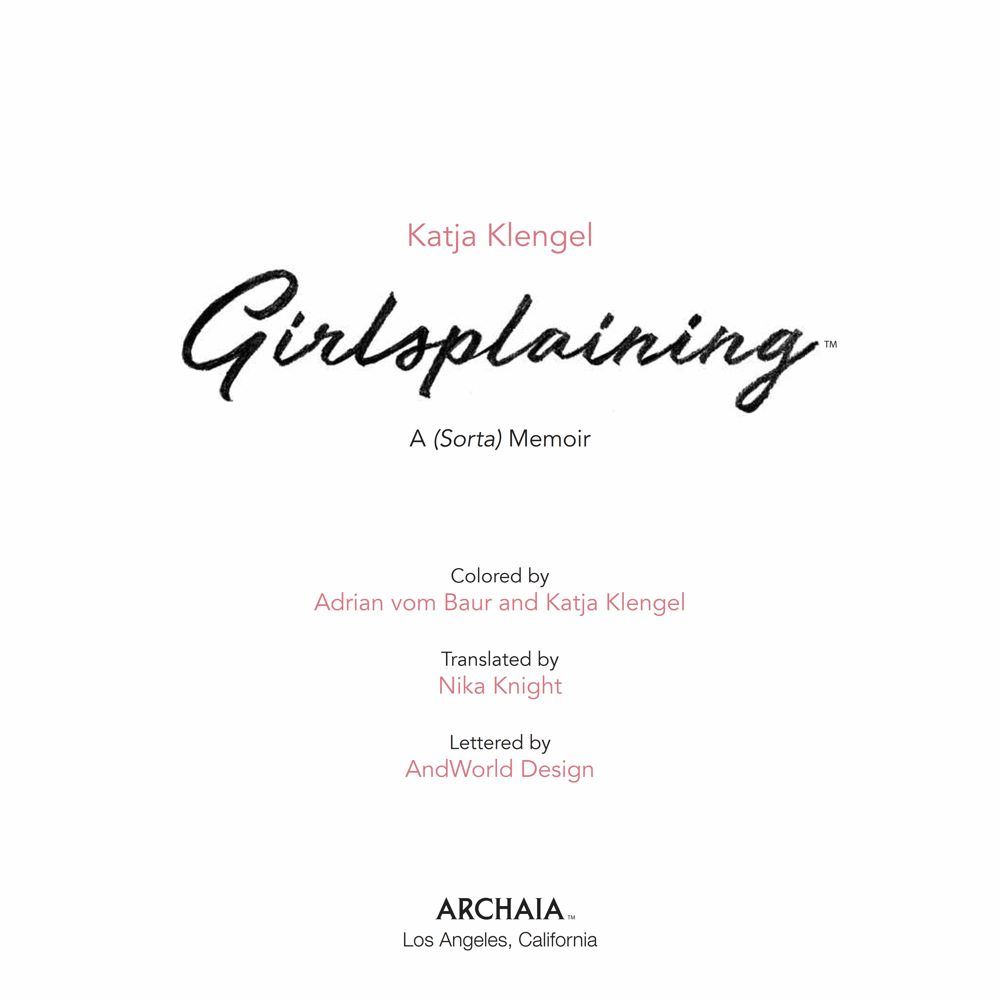 Girlsplaining_HC_PRESS_7 ComicList Previews: GIRLSPLAINING A SORTA MEMOIR HC