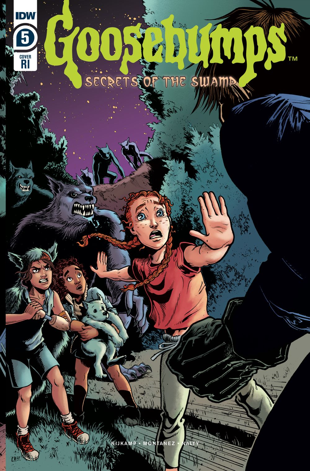 Goosebumps_SOtS_05-RIcvr ComicList: IDW Publishing New Releases for 02/10/2021
