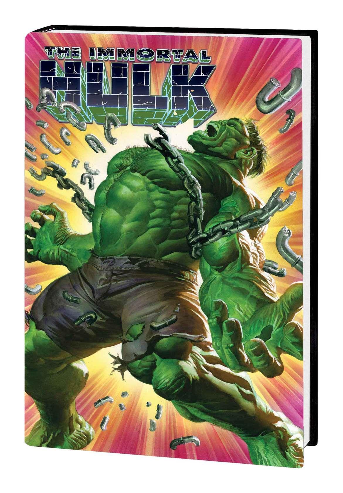 HULK_VOL_4_HC Marvel Comics May 2021 Solicitations