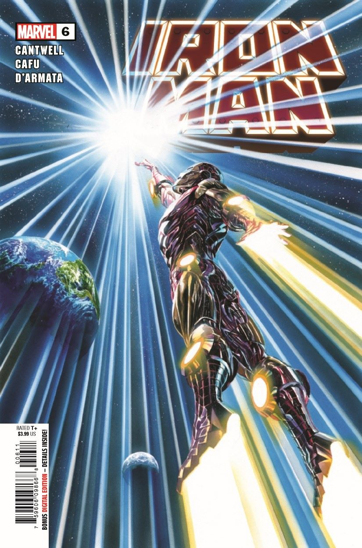 IM2020006_Preview-1 ComicList Previews: IRON MAN #6