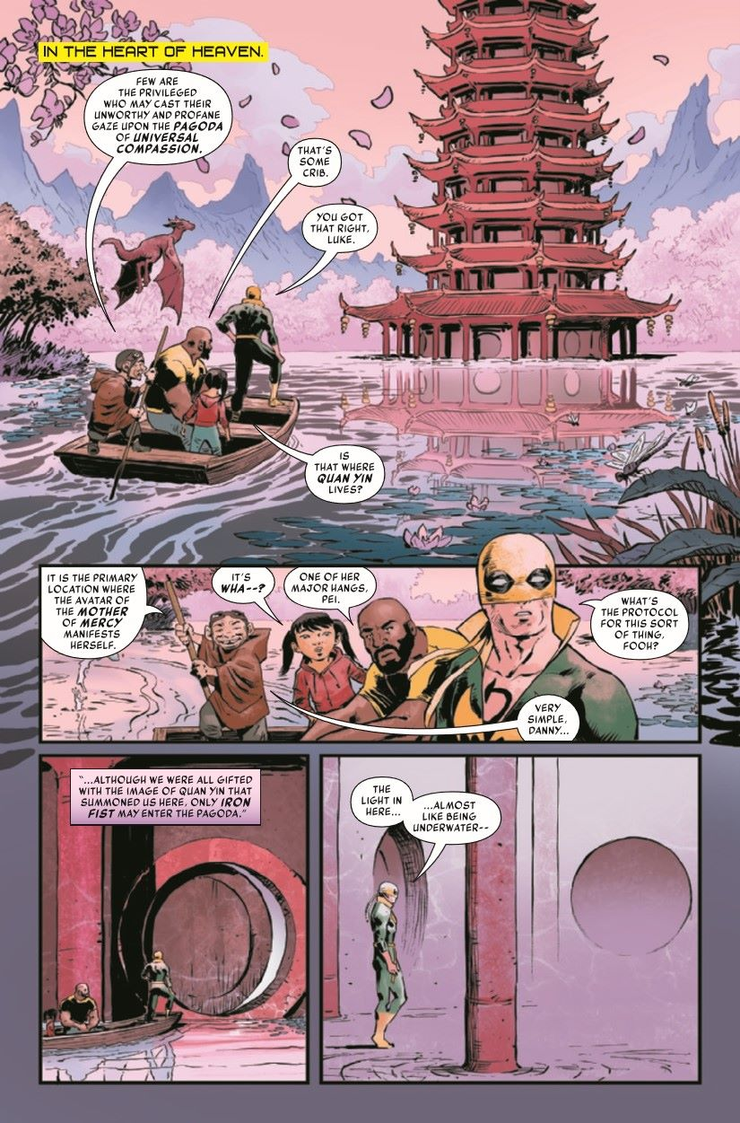 IRONFISTHOD2021002_Preview-3 ComicList Previews: IRON FIST HEART OF THE DRAGON #2 (OF 6)