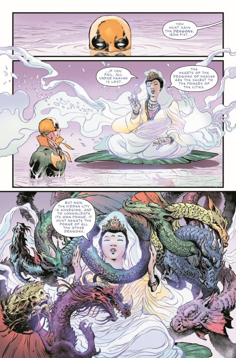 IRONFISTHOD2021002_Preview-5 ComicList Previews: IRON FIST HEART OF THE DRAGON #2 (OF 6)