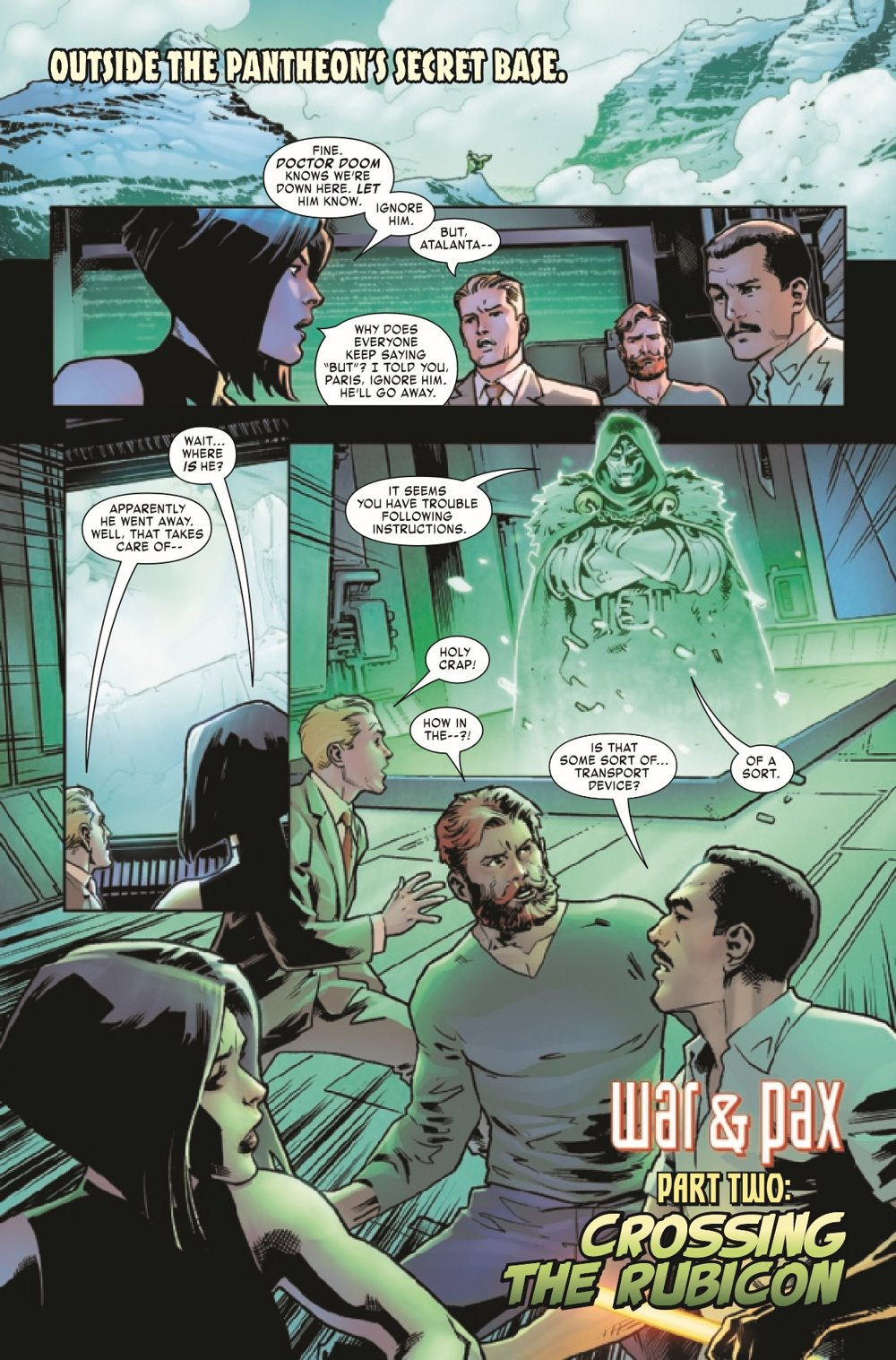 MAESTROWAP2021002_Preview-3 ComicList Previews: MAESTRO WAR AND PAX #2 (OF 5)