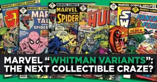 """Marvel-Whitman-Variants-300x157 Marvel """"Whitman Variants"""": The Next Collectible Craze?"""