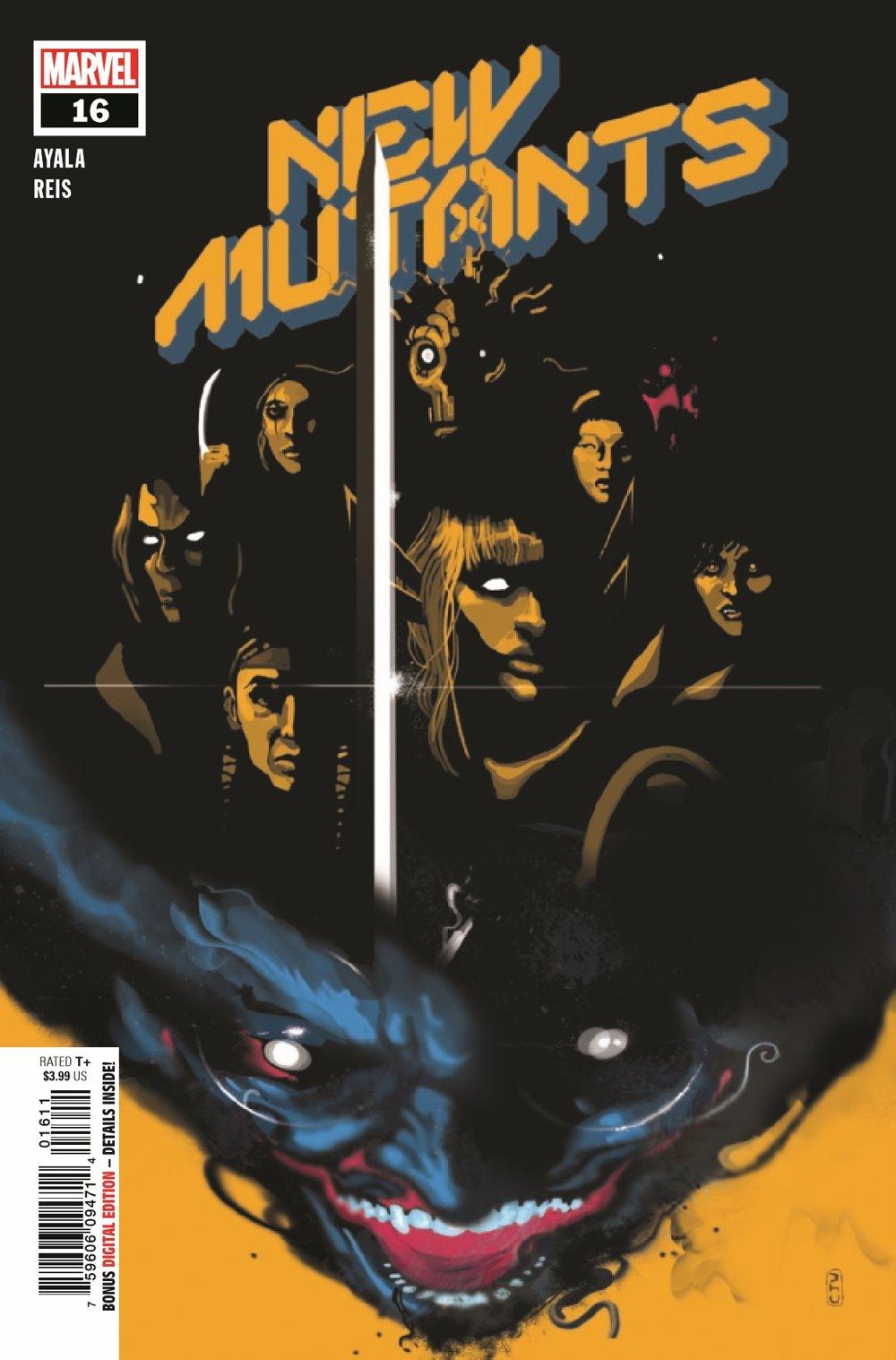 NEWMUT2019016_Preview-1 ComicList Previews: NEW MUTANTS #16