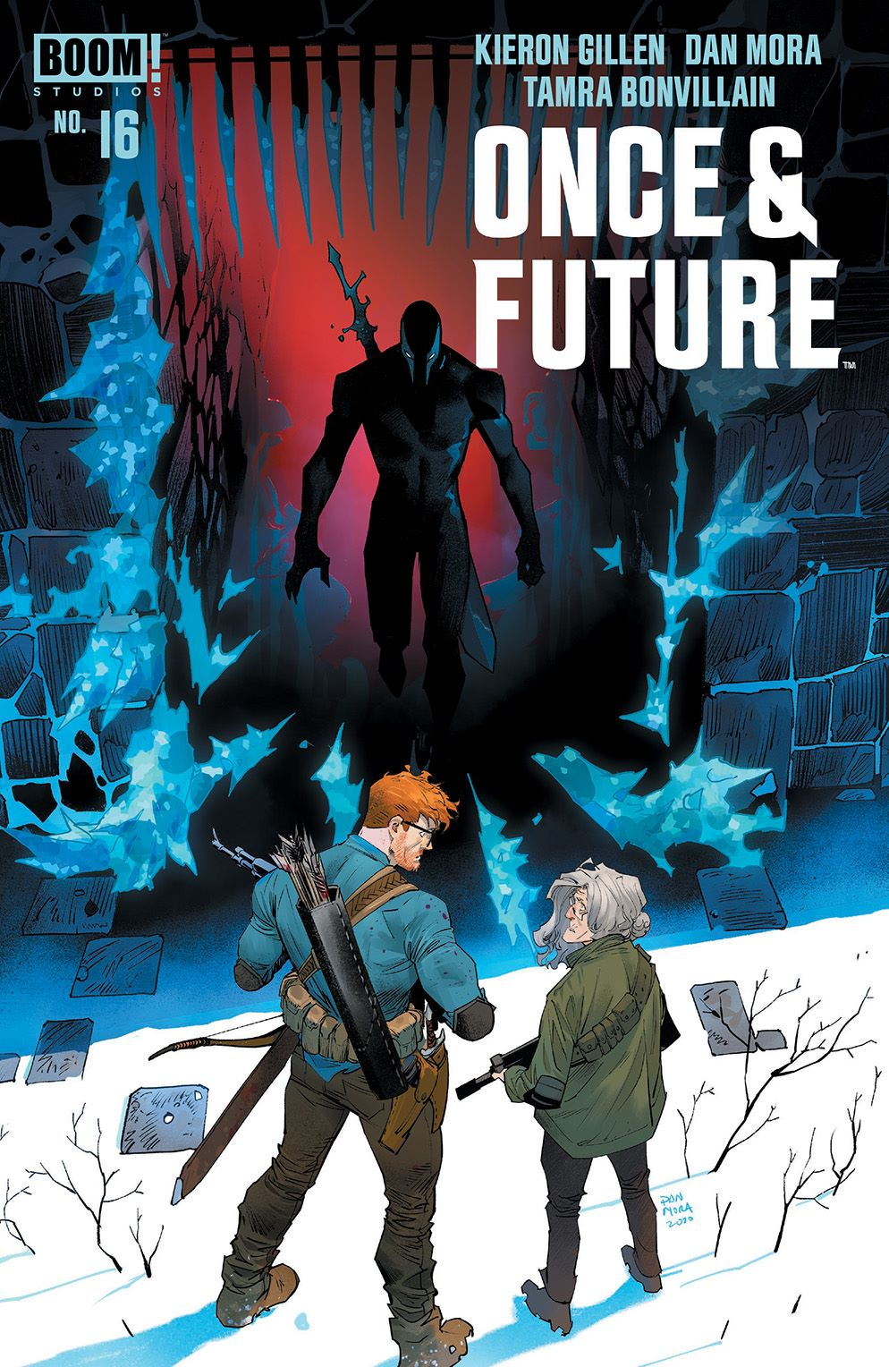 OnceFuture_016_Cover_A_Main ComicList: BOOM! Studios New Releases for 02/17/2021