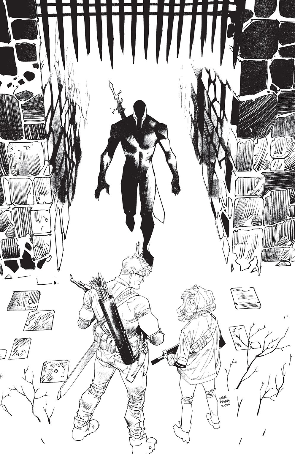 OnceFuture_016_Cover_B_Variant ComicList Previews: ONCE AND FUTURE #16