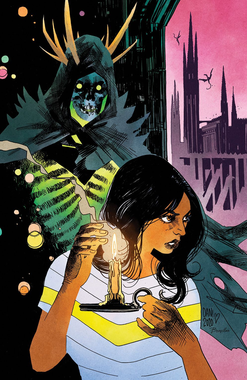 OnceFuture_016_Cover_C_Variant ComicList: BOOM! Studios New Releases for 02/17/2021