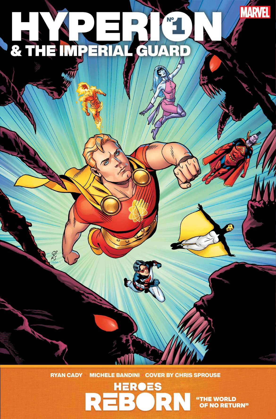 REBORN_HyperionImperialGuard-1 Marvel Comics May 2021 Solicitations