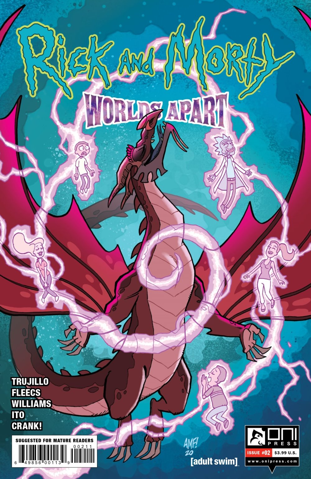 RICKMORTY-WORLDSAPART-2-REFERENCE-01 ComicList Previews: RICK AND MORTY WORLDS APART #2