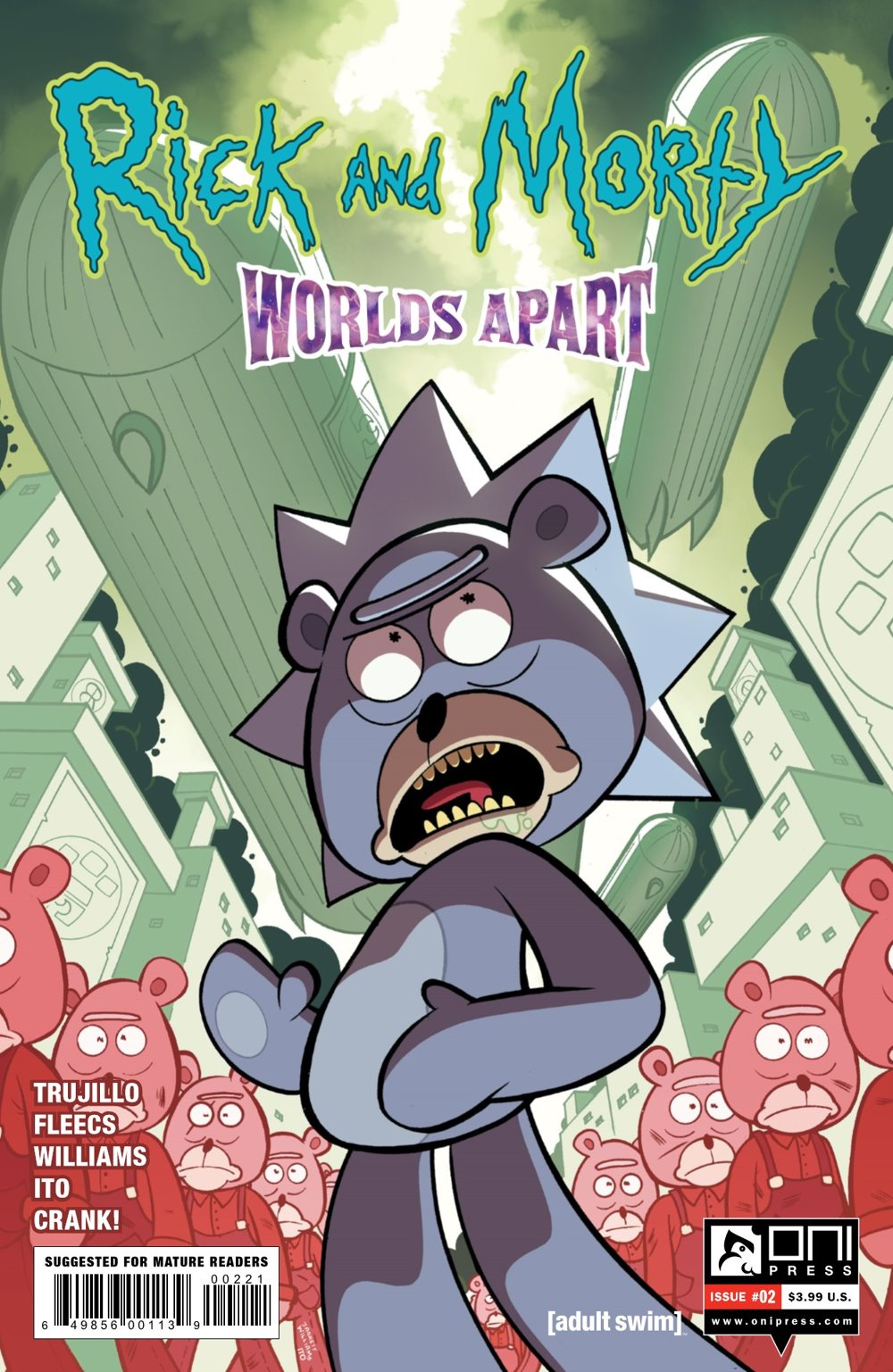 RICKMORTY-WORLDSAPART-2-REFERENCE-02 ComicList Previews: RICK AND MORTY WORLDS APART #2