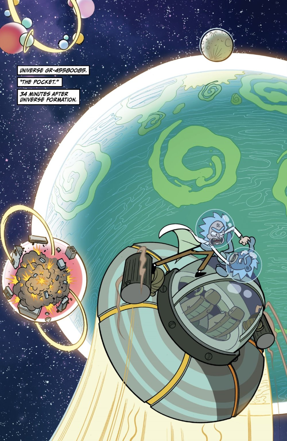 RICKMORTY-WORLDSAPART-2-REFERENCE-04 ComicList Previews: RICK AND MORTY WORLDS APART #2