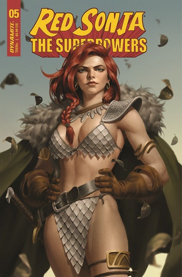 RS-SuperPowers-05-05021-B-Yoon Dynamite Entertainment May 2021 Solicitations