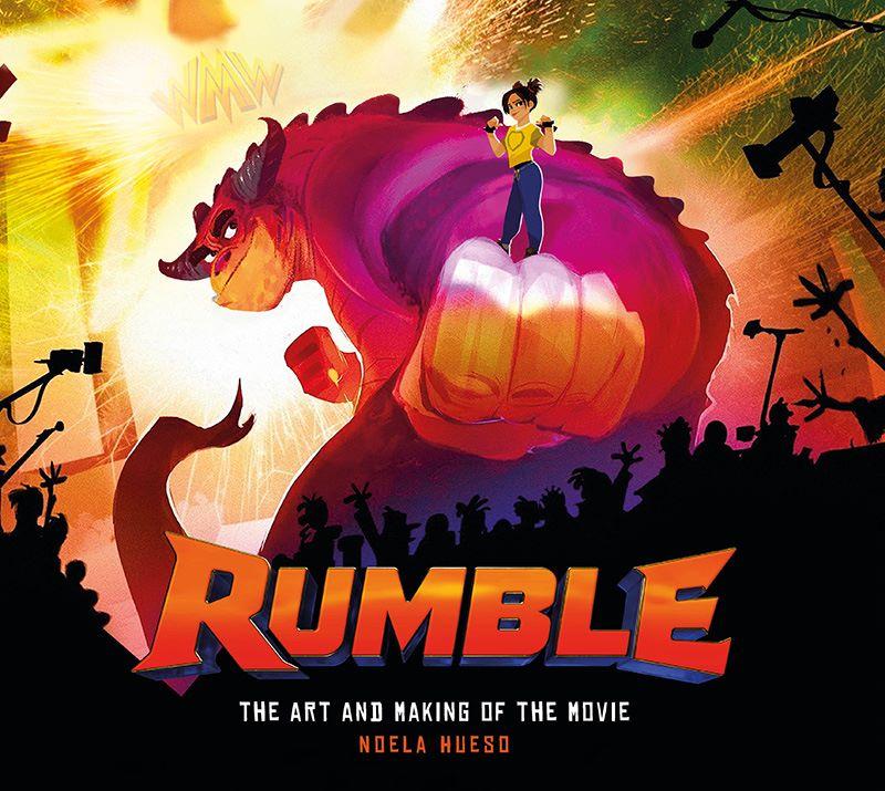 Rumble Titan Comics May 2021 Solicitations
