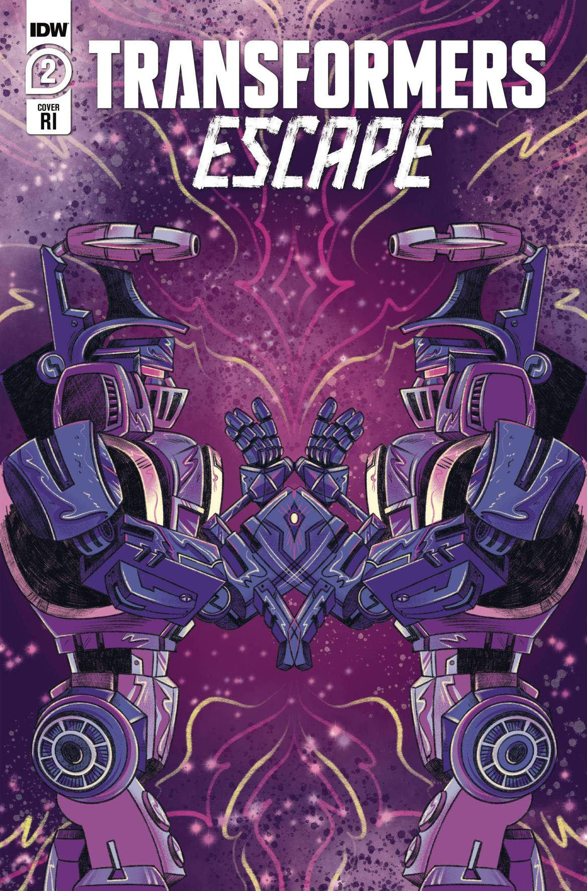 STL173344 ComicList: IDW Publishing New Releases for 02/10/2021