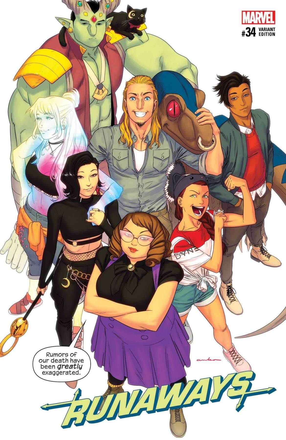 STL180911 ComicList: Marvel Comics New Releases for 03/03/2021
