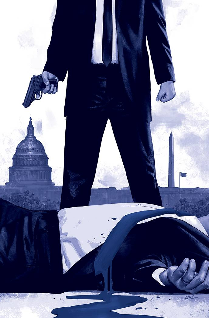 STL186201 ComicList: Dynamite Entertainment New Releases for 03/03/2021