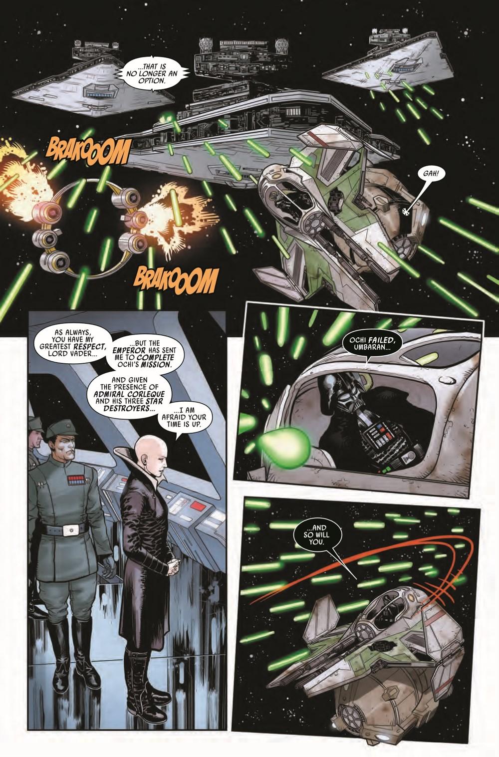 STWVADER2020010_Preview-3 ComicList Previews: STAR WARS DARTH VADER #10