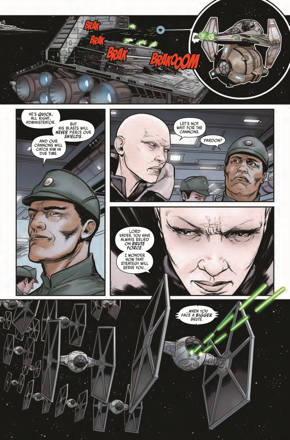 STWVADER2020010_Preview-4 ComicList Previews: STAR WARS DARTH VADER #10