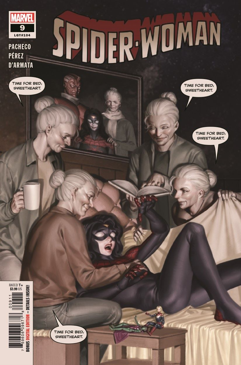 SWOMAN2020009_Preview-1 ComicList Previews: SPIDER-WOMAN #9