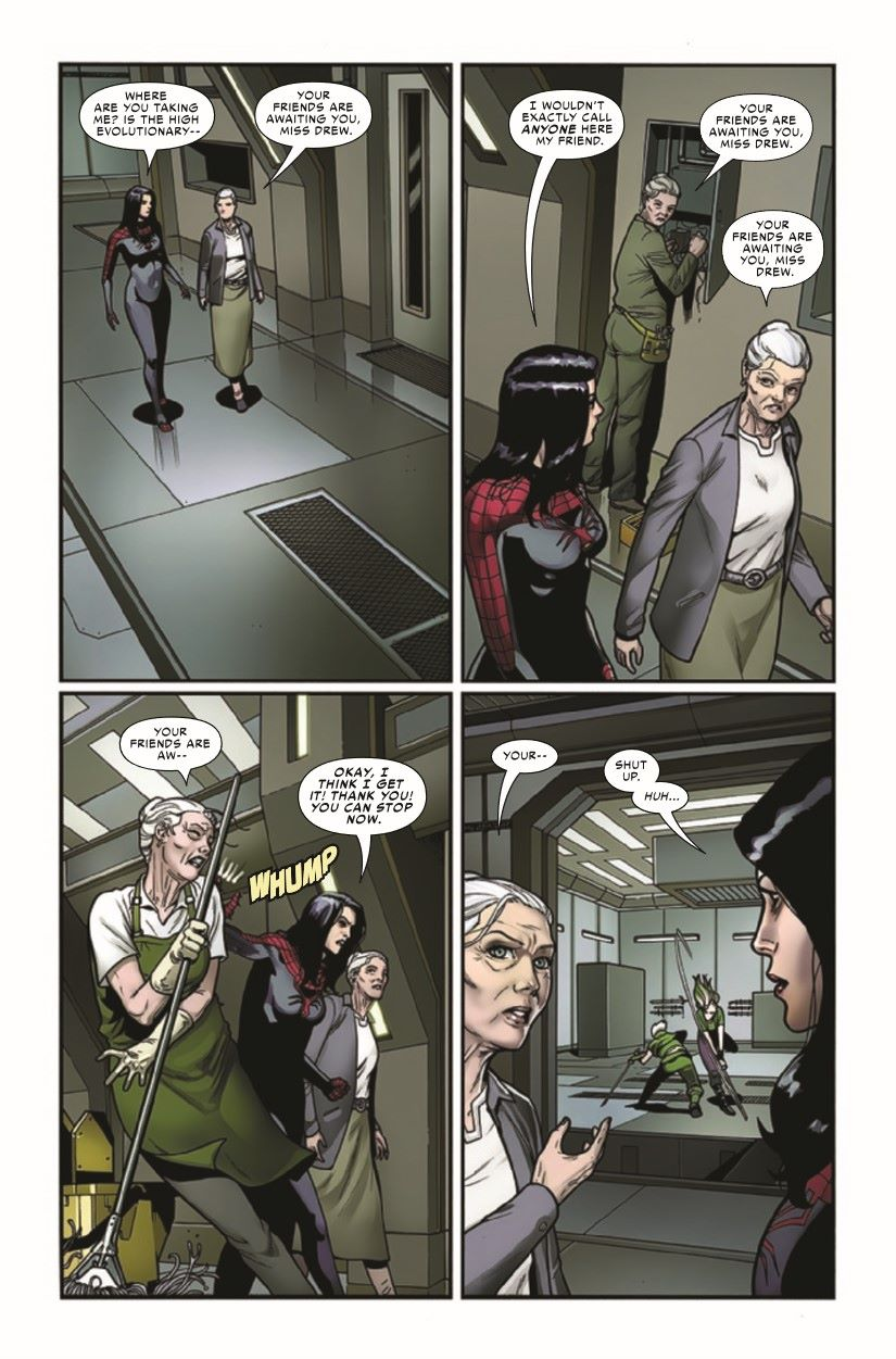 SWOMAN2020009_Preview-5 ComicList Previews: SPIDER-WOMAN #9
