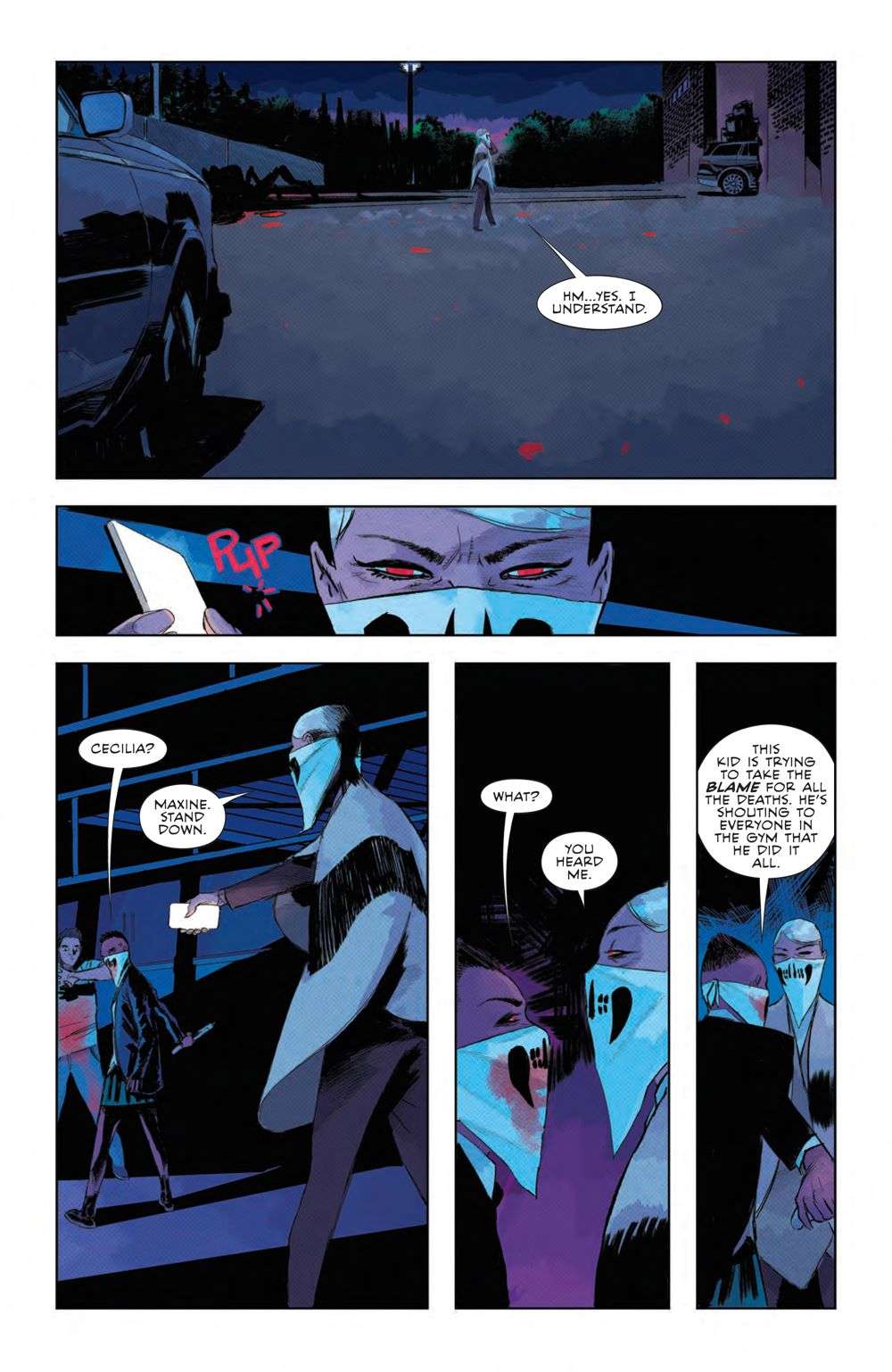 SomethingKillingChildren_015_PRESS_7 ComicList Previews: SOMETHING IS KILLING THE CHILDREN #15