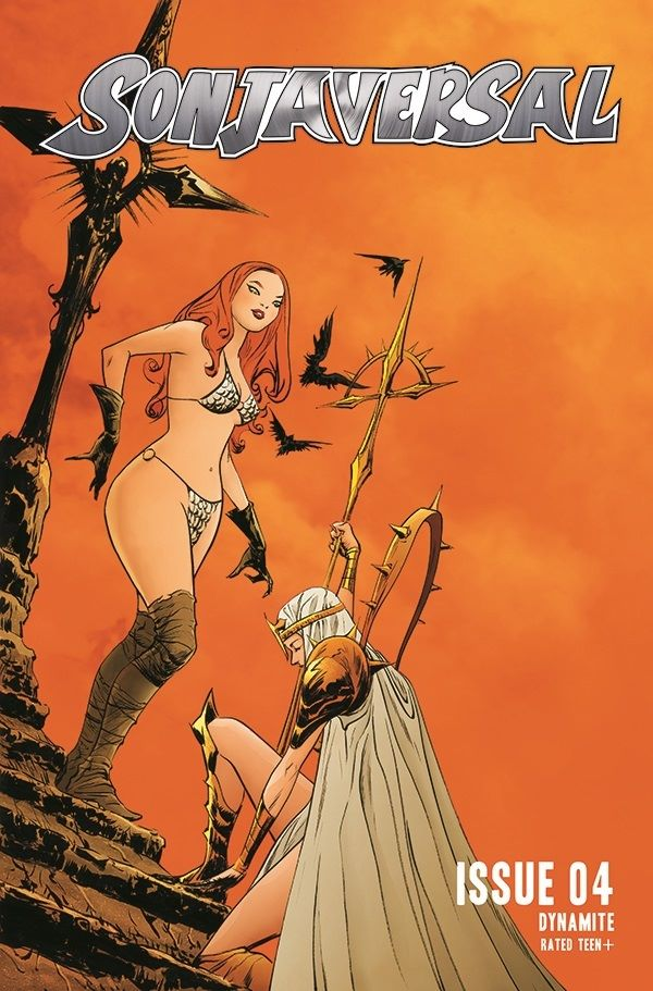 Sonjaversal-04-04011-A-Lee Dynamite Entertainment May 2021 Solicitations