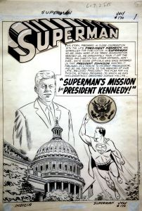 Supermans-Mission-for-John-F-Kennedy-202x300 Right Wing & Left Wing Comic Cameos