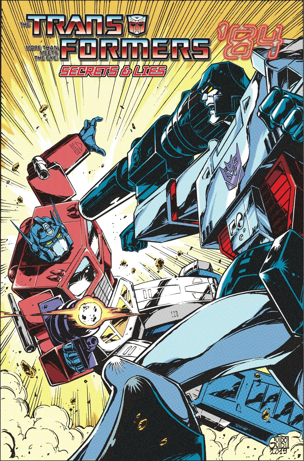 TF84_00_CVR ComicList Previews: TRANSFORMERS '84 SECRETS AND LIES TP