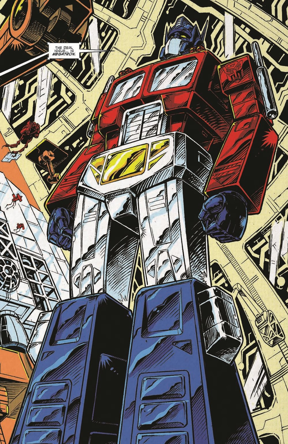 TF84_Secrets_Lies_TPB_pr-6 ComicList Previews: TRANSFORMERS '84 SECRETS AND LIES TP