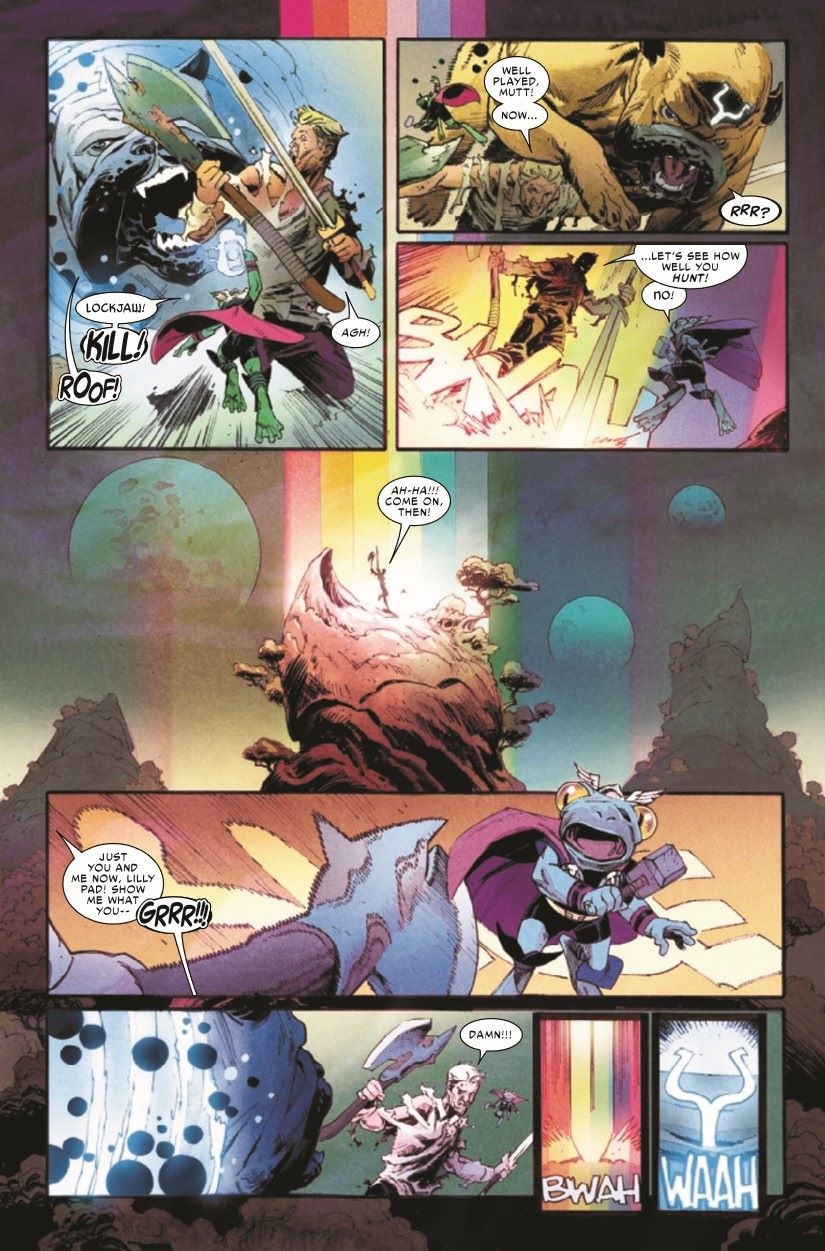 THOR2020012_Preview-6 ComicList Previews: THOR #12