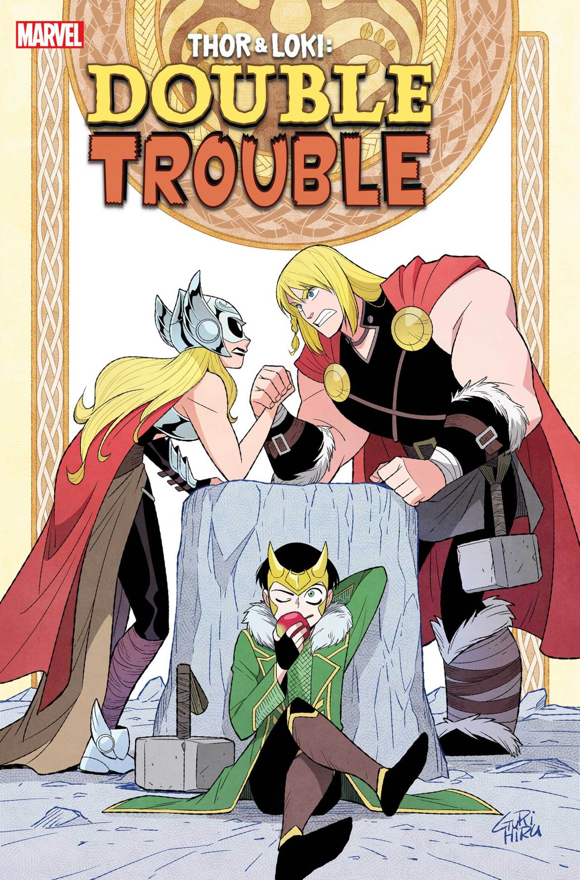 THORLOKIDT2021003_Cov Marvel Comics May 2021 Solicitations