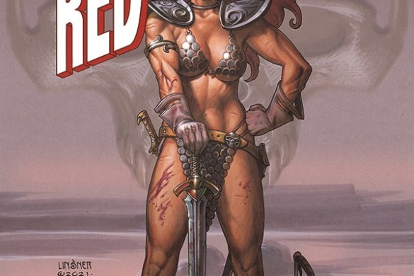 TIRS-01-01021-B-Linsner Amanda Conner and Jimmy Palmiotti unleash THE INVINCIBLE RED SONJA