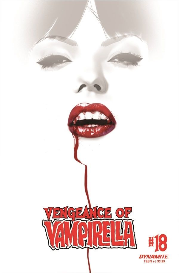 VampiVengeance18-B-Oliver Dynamite Entertainment May 2021 Solicitations