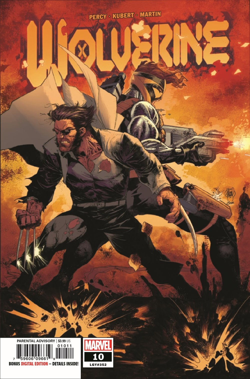 WOLV2020010_Preview-1 ComicList Previews: WOLVERINE #10