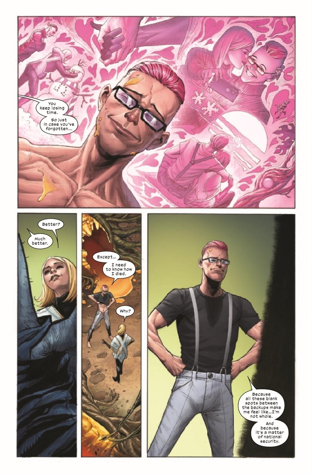 XFORCE2019017_Preview-3 ComicList Previews: X-FORCE #17
