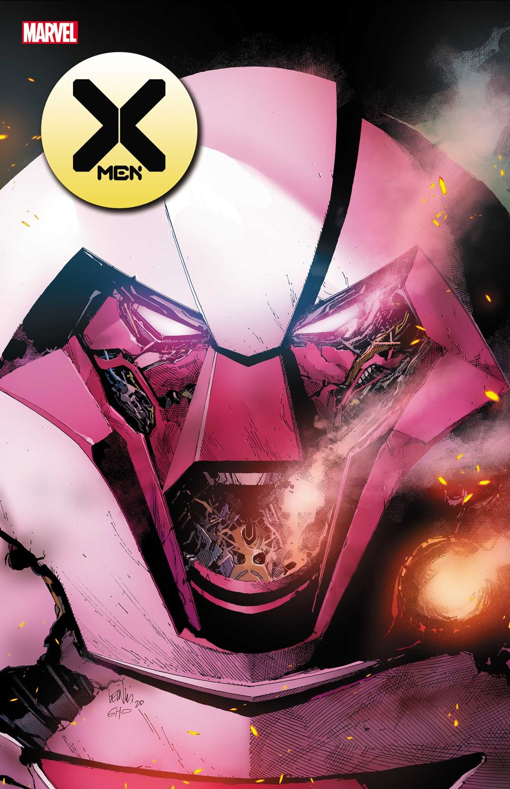 XMEN2019020_cov Ongoing X-MEN and X-FACTOR series return this May
