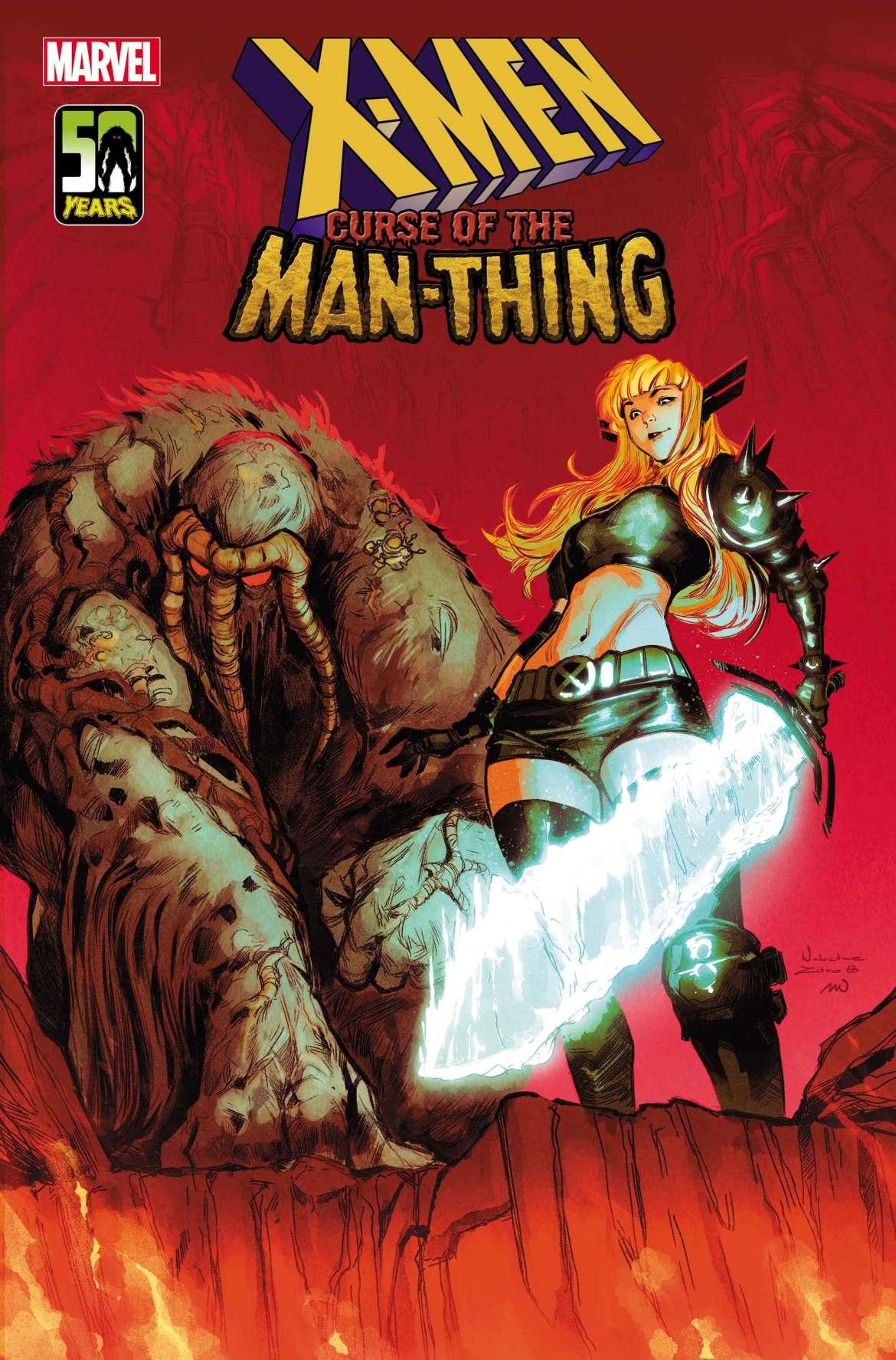 XMENMANTHINGCURSE2021001_ZITRO Marvel Comics May 2021 Solicitations
