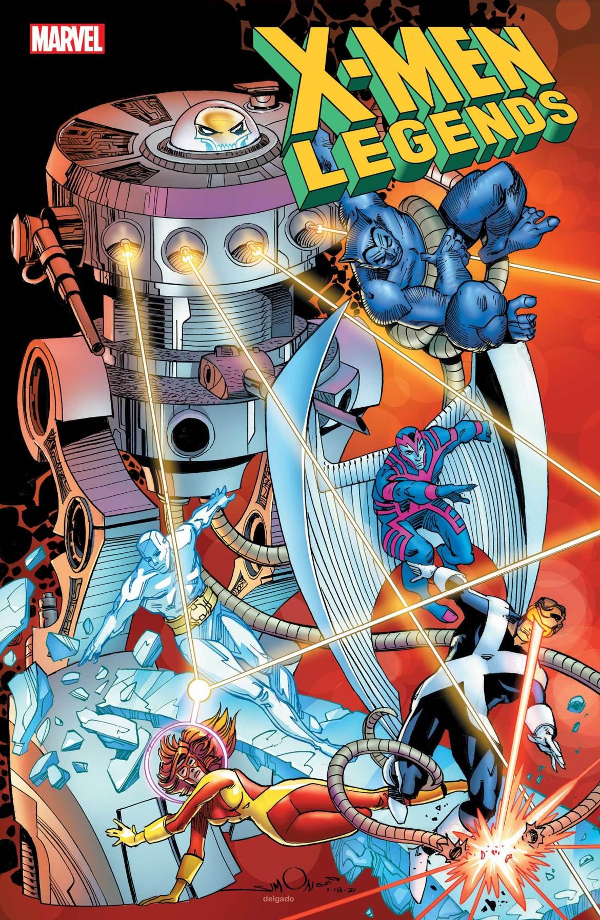 XMLEGENDS2021004 Marvel Comics May 2021 Solicitations