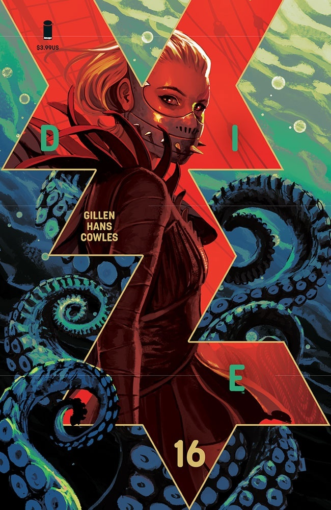 die_16_a Image Comics May 2021 Solicitations