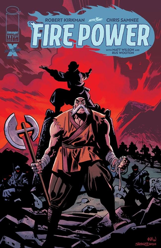 firepower_11 Image Comics May 2021 Solicitations