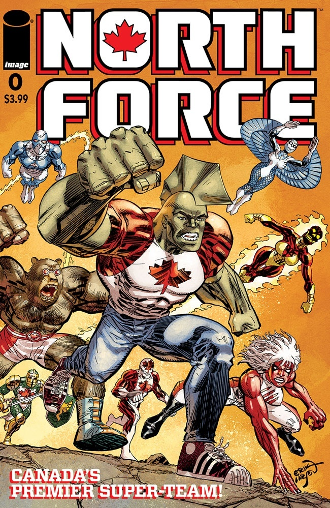northforce_0 Image Comics May 2021 Solicitations