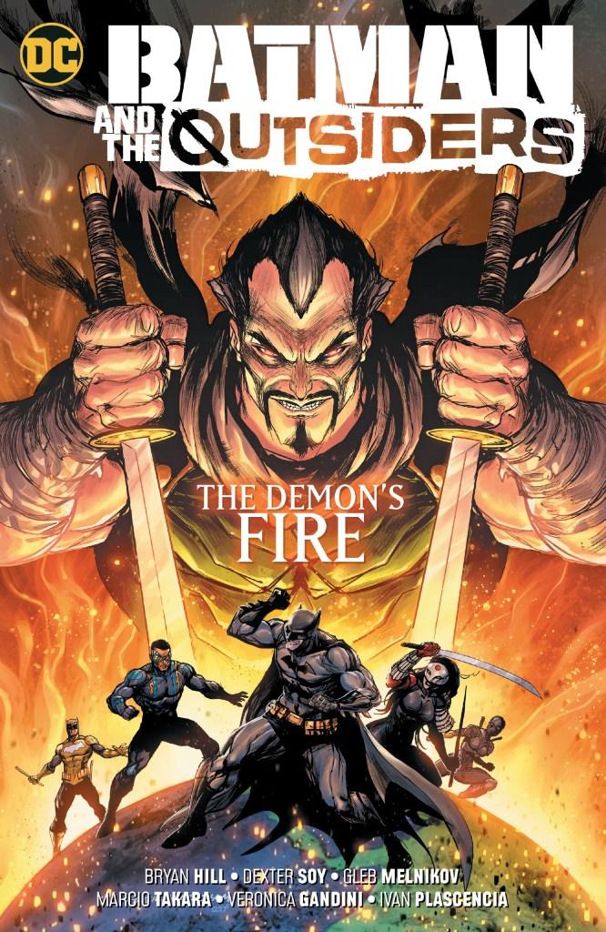 ComicList: DC Comics New Releases for 03/03/2021