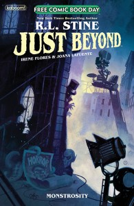 1e297071-5089-4722-ae83-86e3f5b7642b-195x300 R.L. Stine's JUST BEYOND celebrates Free Comic Book Day 2021