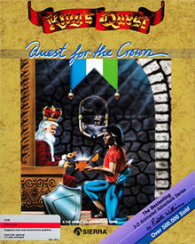 220px-Kings_Quest_I_-_Quest_for_the_Crown_Coverart Five Great Games Featuring Leprechauns