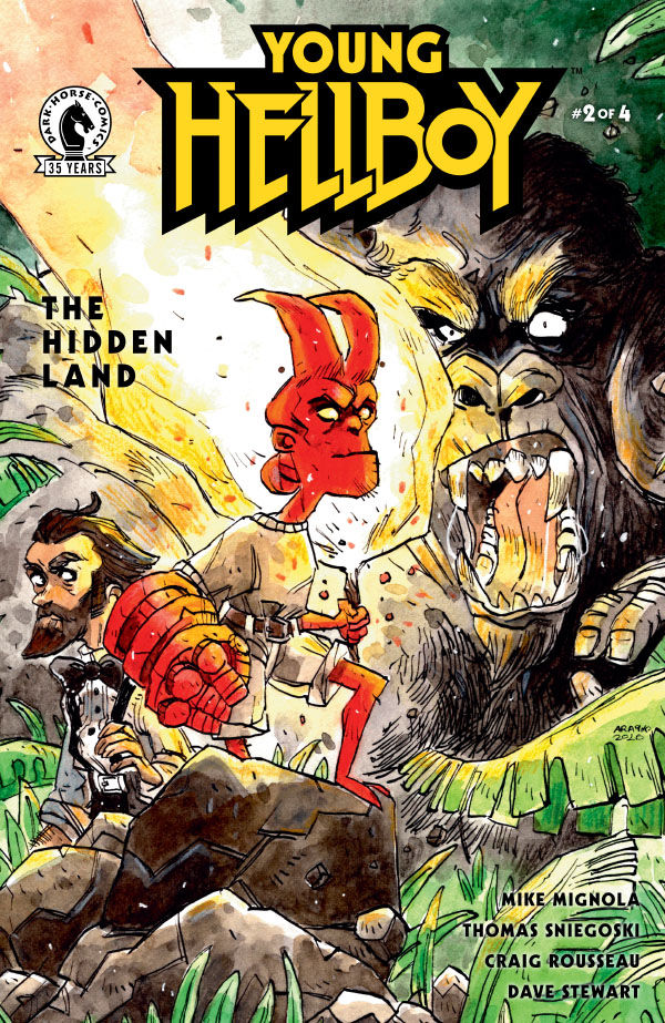 3008370 ComicList: Dark Horse Comics New Releases for 03/31/2021