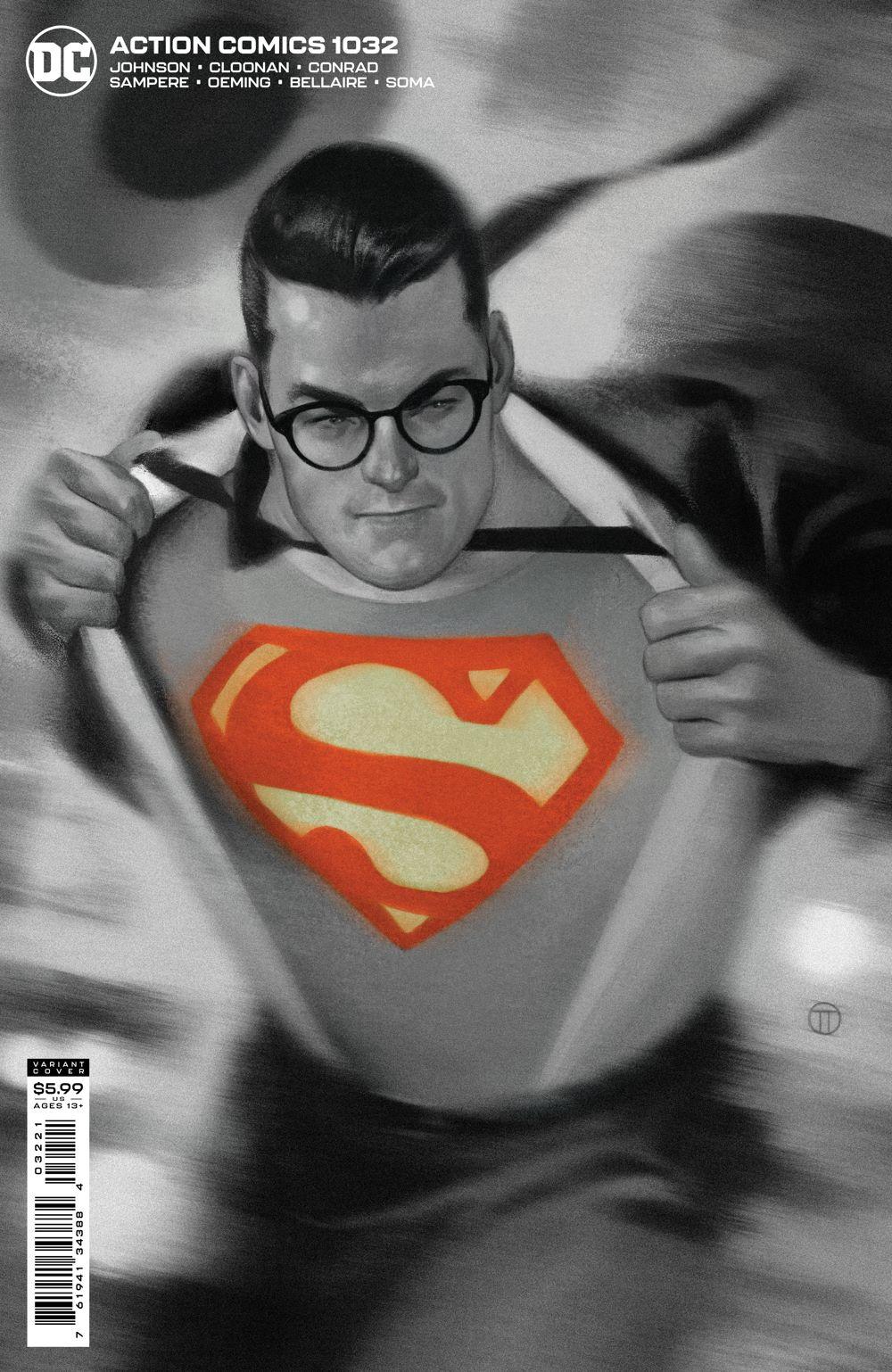 ACTIONCOMICS_Cv1032_var DC Comics June 2021 Solicitations