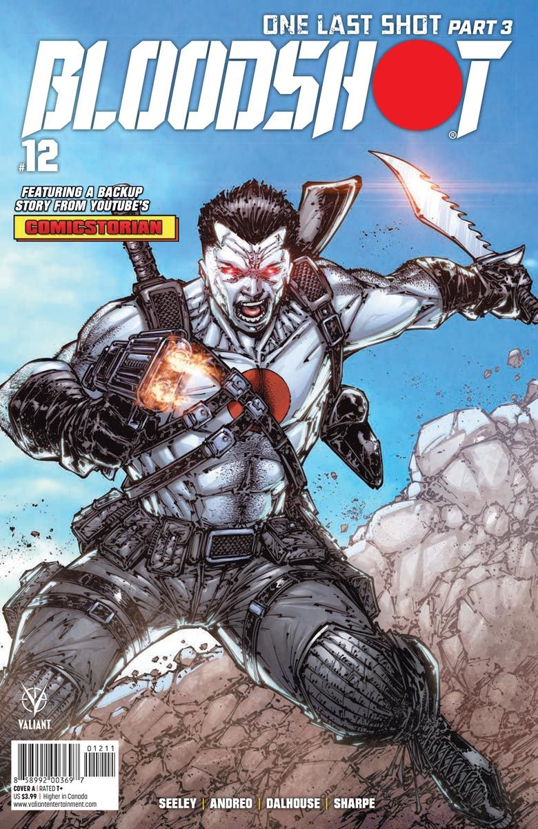 BLOODSHOT_12_COVER_A-1 ComicList Previews: BLOODSHOT #12