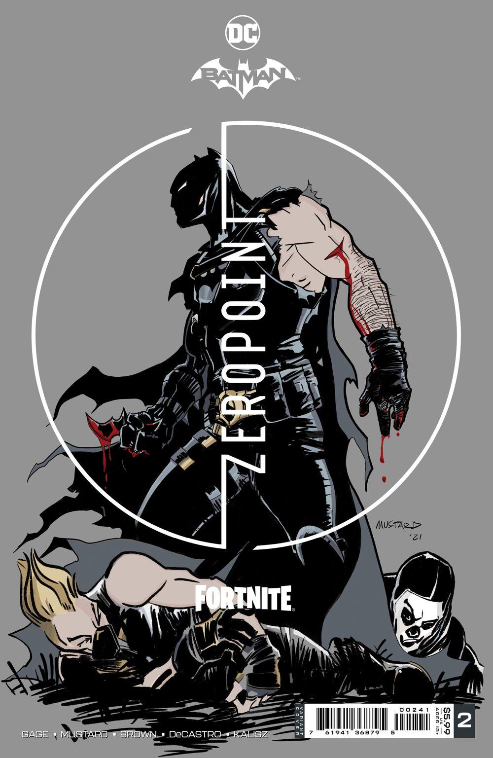 BMFNZP_Cv2_Prem_var DC Comics June 2021 Solicitations