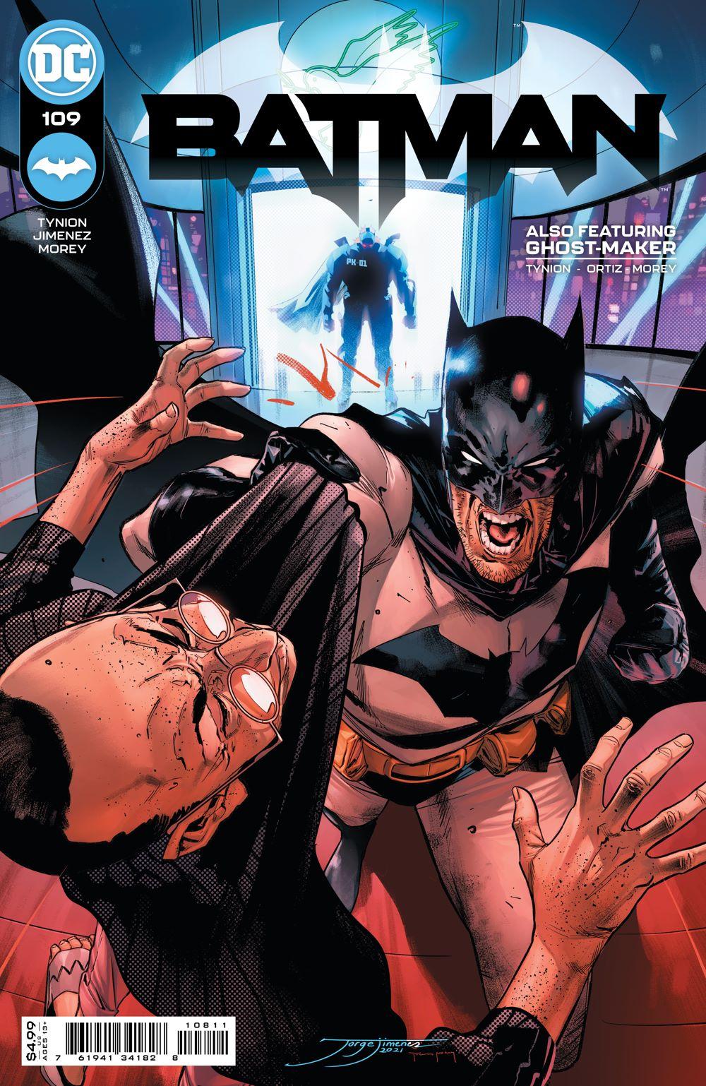 BM_Cv109 DC Comics June 2021 Solicitations